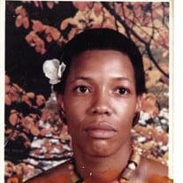 Mrs. Donna Alfreda Anderson