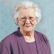 Irene Fay Brixey (Hartville)