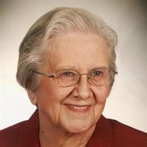 Betty Jane McCord Spaulding