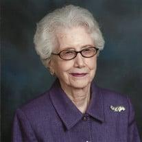 Dorothy Aline Creech