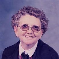 Mrs. Josephine Hinson