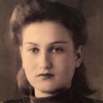 """Olga """"Lyolya"""" Simanovich"""