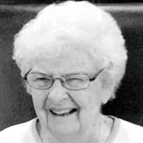 Mrs. Opal Andrea Ronning