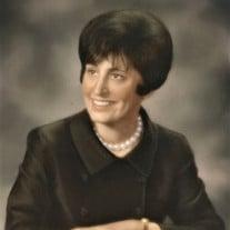 Mrs. Josephine Rita Diodati