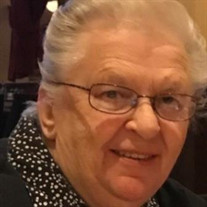 "Ms. Madeline M. ""Mimi"" Scholl of Hoffman Estates, Illinois."