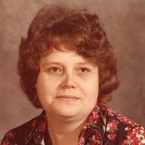 Mrs. Shirley Ann (Pruitt) Carlisle
