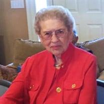Mrs. Avis Juanita Wallace