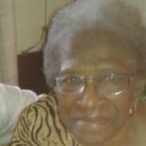 Mrs. Ruth Washington Watts