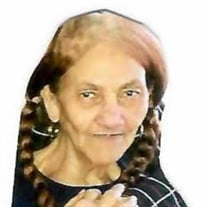 Bessie Lucille Vaughan