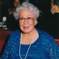 Tamiko Otani Jackson