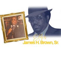 James H. Brown Sr.