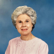 Mary Maude Blackwell