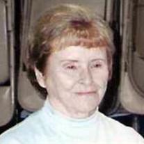 Mary Benedict