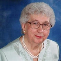 Mrs. Velma C. Bouzigard
