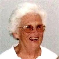 Mrs. Frances Webster