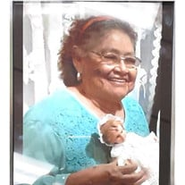 Maria De La Paz Zapata