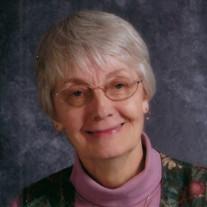 Gay Ann Gustafson