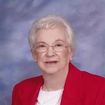 Mrs. Libby Jean Norris Teasley