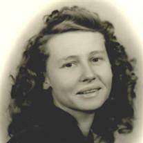 Mary Lucille Allen