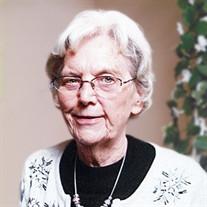 Annie Roberta Waddell
