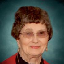 """Elizabeth """"Betty"""" Rogers Mealor"""