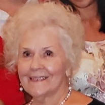 Betty Jean Gonsoulin Rhodes