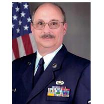 SMSgt. Rodney J. Hotard, USAF (Ret.)