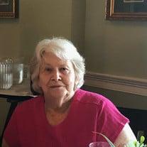 Patricia Frances Morrow