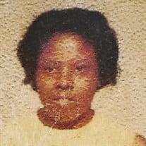 Ms. Mamie Lee Thomas