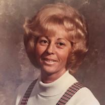 """Mrs. Hattie """"Pat"""" Lee Hartle"""
