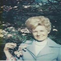 Barbara Ann Bagwell