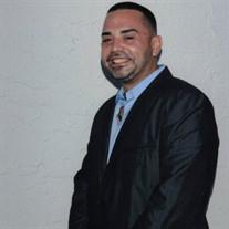 "Luis Octavio ""Lou Diamond"" Santiago"