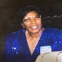 Mrs. Mattie Rivers Hooker