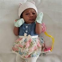 Baby Makaylah Jeniece Roberts