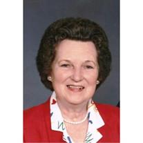 Marjorie Jeannette Unterseher