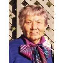 Vera Hornbacher Romaine