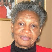MS. ALICE BARNES