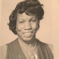 Mrs Minnie Trotter