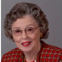 Mrs. Jean Davis Elam