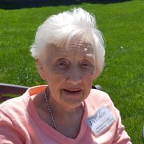 Margaret Hackett