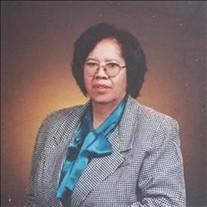 Lillie Joyce Louise Dickerson