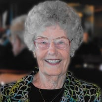 Eva Mary Johnson