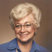 Maxine Petersen Leavitt