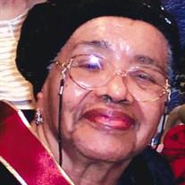 Mrs. Grace V. Johnson
