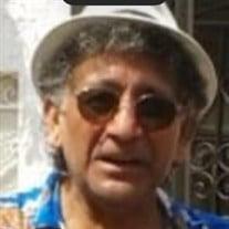"Julio Rafael Alfaro Andia ""Calatito"""