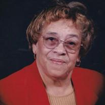 Mrs. Dorothy Mae Baldwin