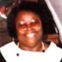 Bessie M. Peterson