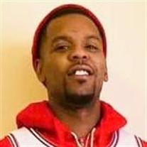 "Mr. Demetrius B. ""PAC-MAN"" Tripp"