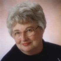 Mary Ann McRobert