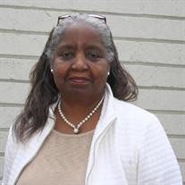 Mrs. Callie Mae Barber Crosby